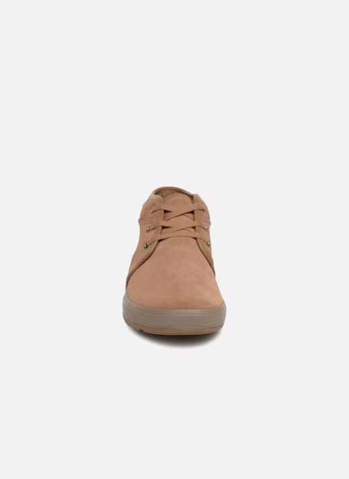 Chaussures à lacets Aigle Althae Cr Marron vue portées chaussures