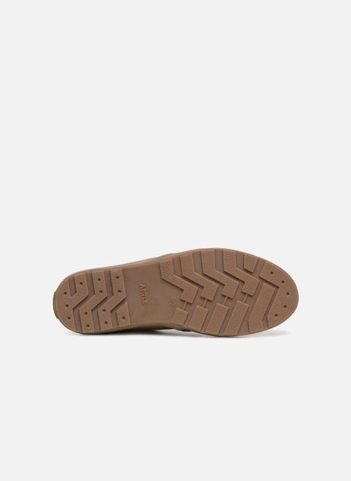 Chaussures à lacets Aigle Althae Cr Marron vue haut