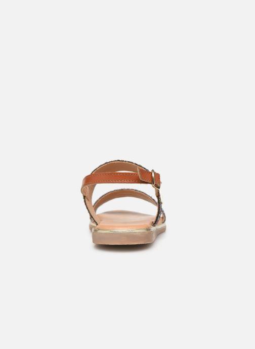 Sandales et nu-pieds Les Tropéziennes par M Belarbi Iena Multicolore vue droite