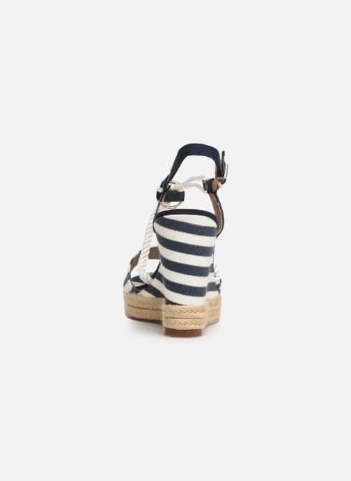 Scarpe di corda Tamaris Aimee Azzurro immagine destra