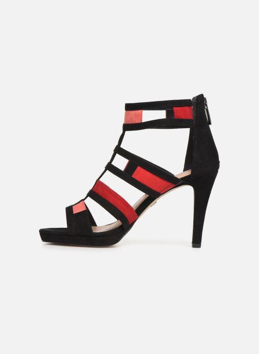 Sandales et nu-pieds Tamaris Betany Noir vue face