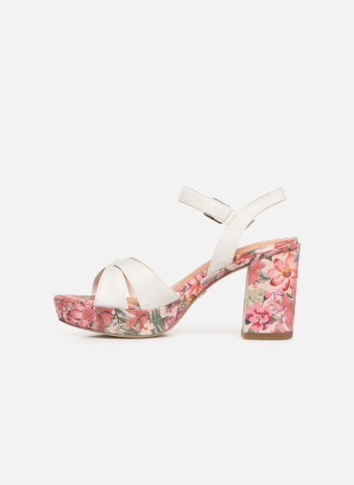 Sandales et nu-pieds Tamaris Carolina Blanc vue face