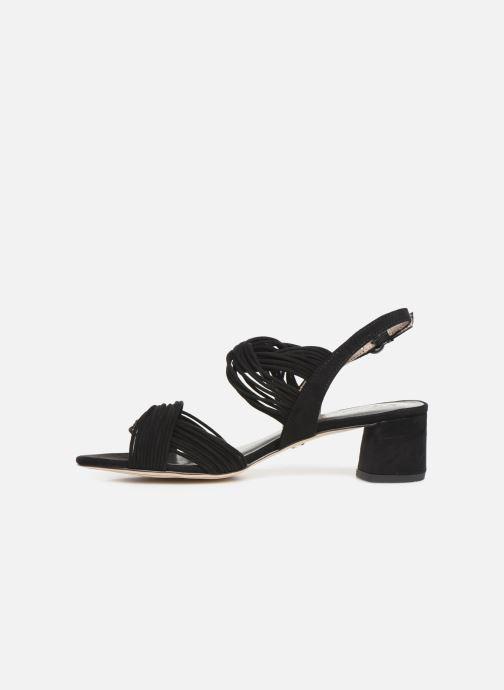 Sandales et nu-pieds Tamaris Chaya Noir vue face