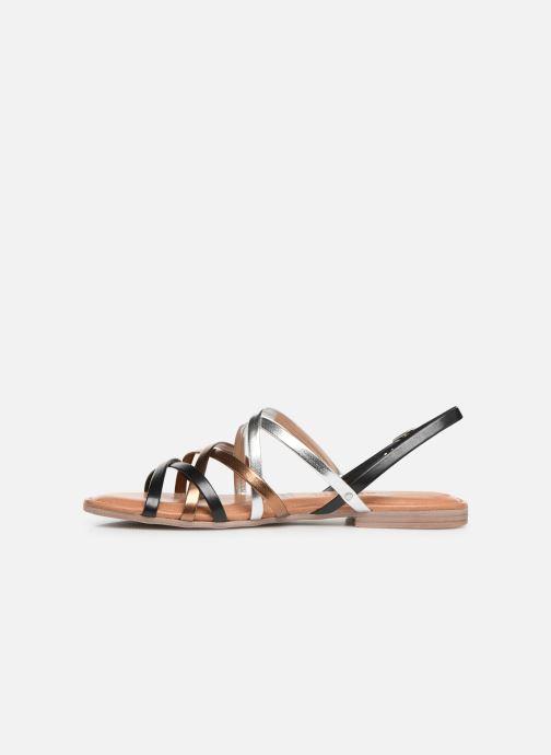 Sandales et nu-pieds Tamaris Chloe Noir vue face