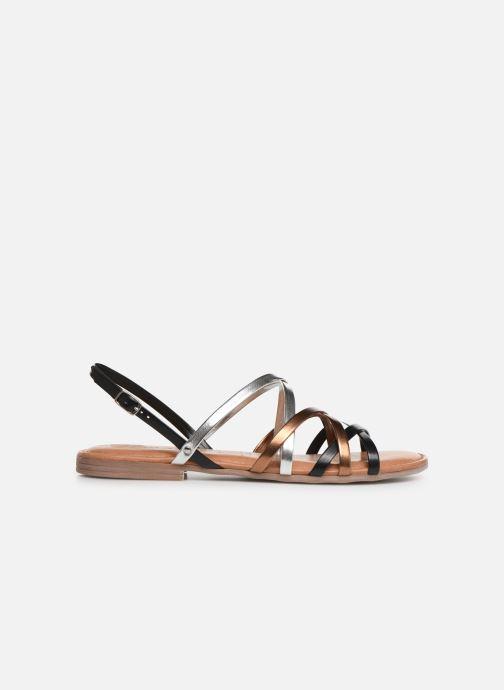 Sandales et nu-pieds Tamaris Chloe Noir vue derrière