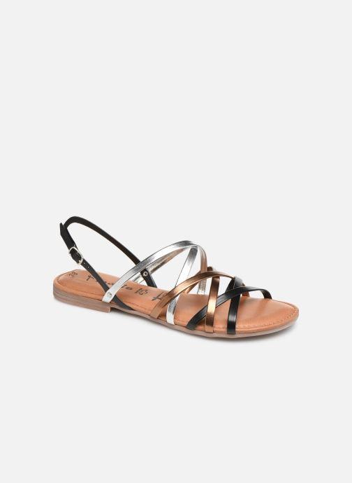 Sandales et nu-pieds Tamaris Chloe Noir vue détail/paire