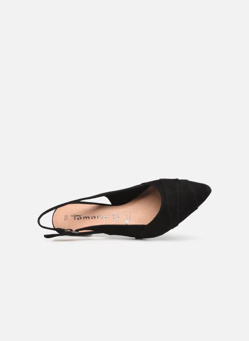 High heels Tamaris Ciera Black view from the left