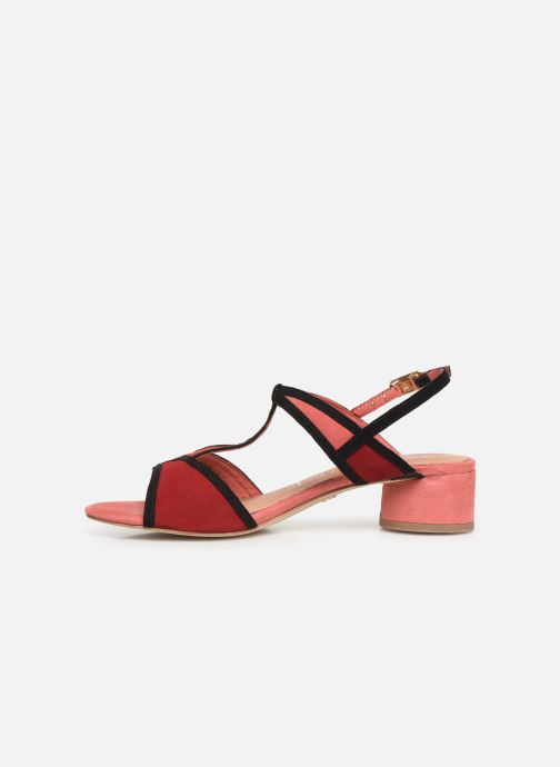 Sandales et nu-pieds Tamaris Colleen Rose vue face