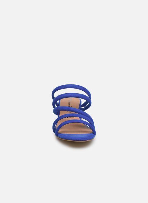 Mules et sabots Tamaris Delia Bleu vue portées chaussures