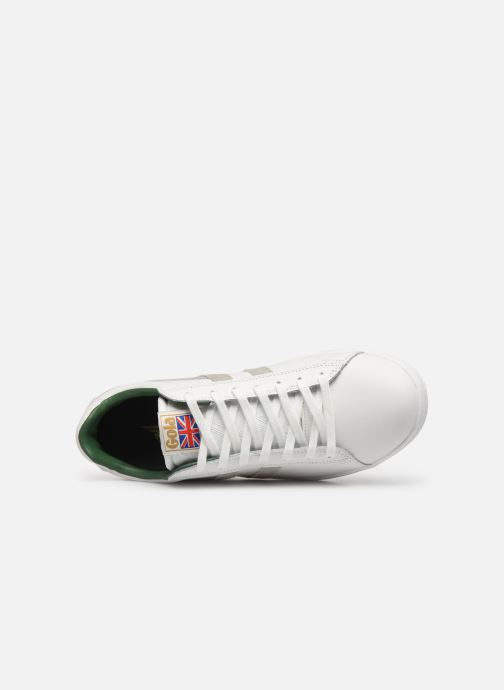 Sneakers Gola Equipe Wit links