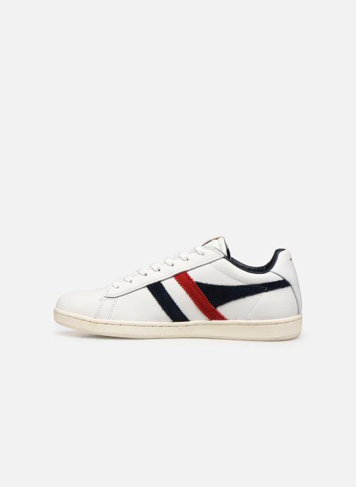 Sneakers Gola Equipe Bianco immagine frontale