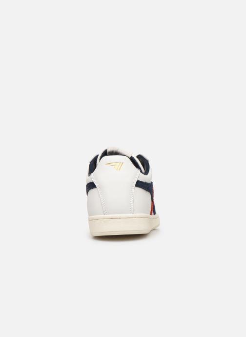 Sneakers Gola Equipe Bianco immagine destra