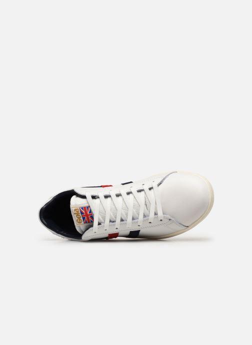 Sneakers Gola Equipe Bianco immagine sinistra