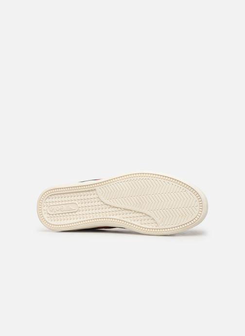 Sneakers Gola Equipe Bianco immagine dall'alto