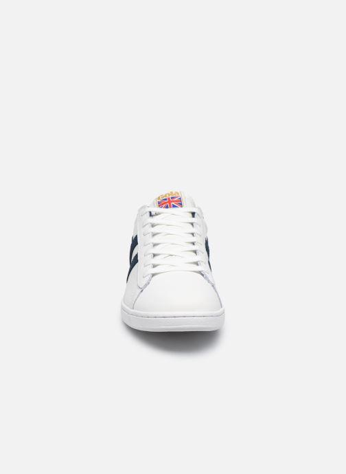 Baskets Gola Equipe Blanc vue portées chaussures