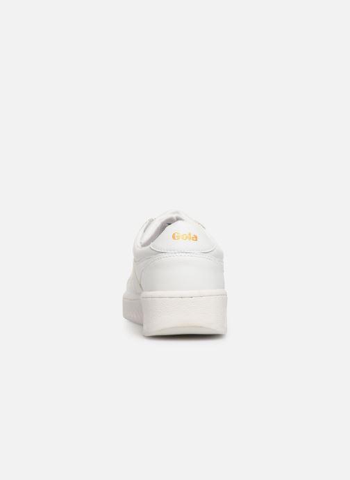 Sneaker Gola Grandslam Leather weiß ansicht von rechts
