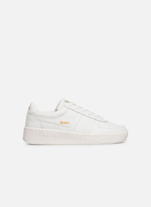Sneakers Gola Grandslam Leather Wit achterkant