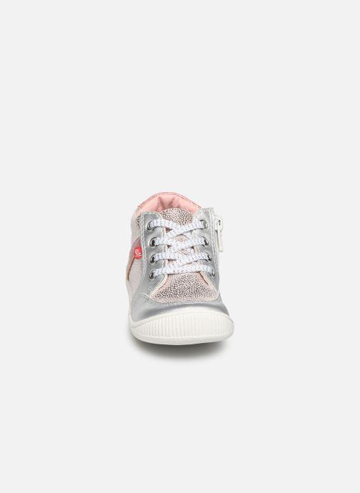 Boots en enkellaarsjes NA! Achany Roze model