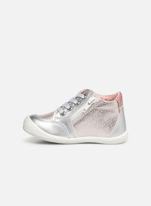 Stiefeletten & Boots NA! Achany rosa ansicht von vorne