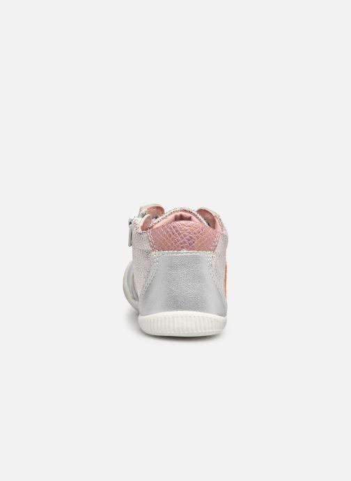 Stiefeletten & Boots NA! Achany rosa ansicht von rechts
