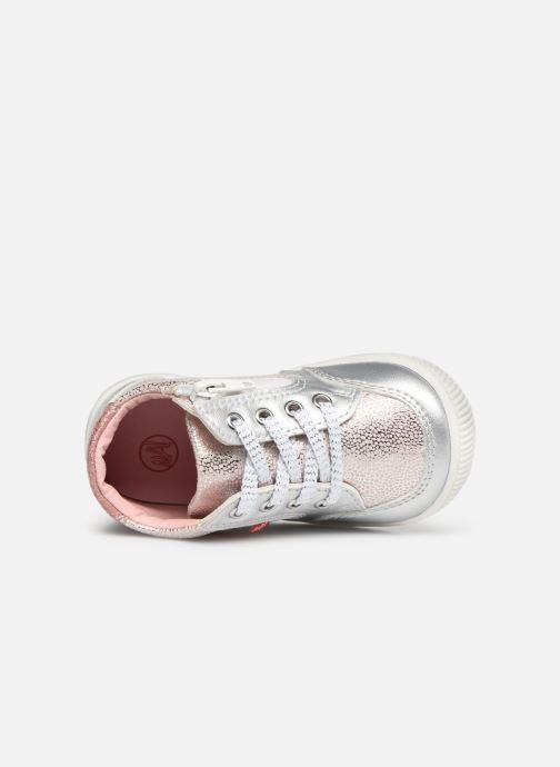 Stiefeletten & Boots NA! Achany rosa ansicht von links