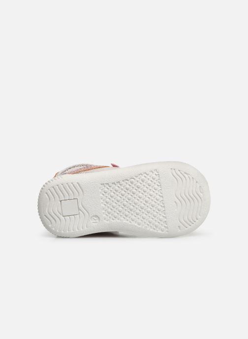 Stiefeletten & Boots NA! Achany rosa ansicht von oben
