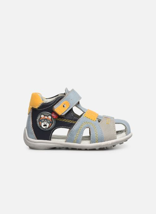 Sandali e scarpe aperte NA! Ahoma Azzurro immagine posteriore