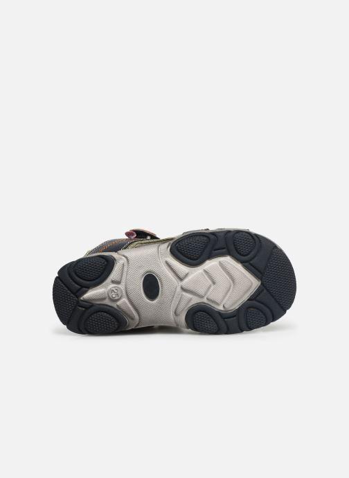 Sandali e scarpe aperte NA! Adeliso Azzurro immagine dall'alto
