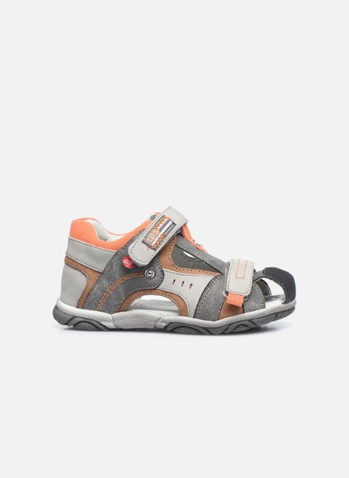Sandali e scarpe aperte NA! Abaco Grigio immagine posteriore