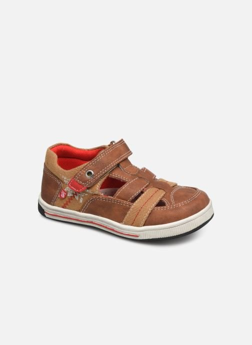 Trainers NA! Agirou Brown detailed view/ Pair view