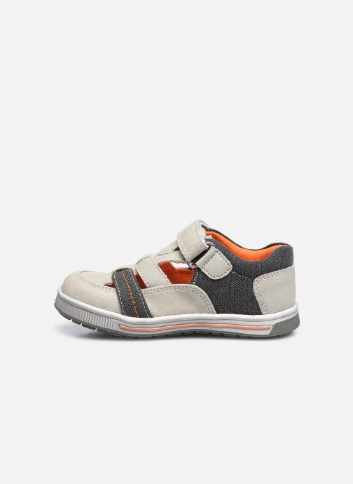 Sneakers NA! Agirou Grigio immagine frontale