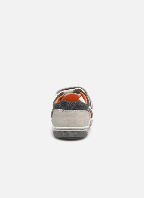 Sneakers NA! Agirou Grigio immagine destra