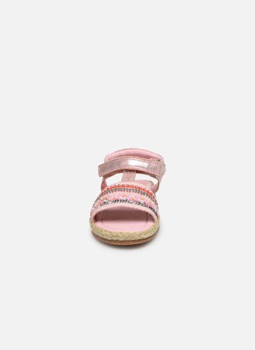 Espadrilles NA! Alvin rosa schuhe getragen