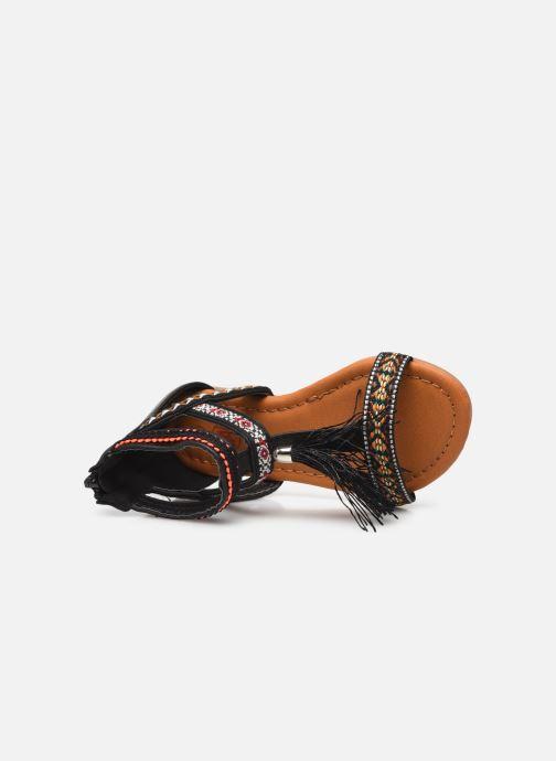 Sandali e scarpe aperte NA! Sari Nero immagine sinistra