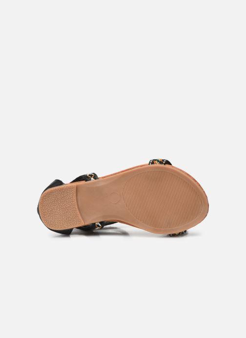 Sandali e scarpe aperte NA! Sari Nero immagine dall'alto