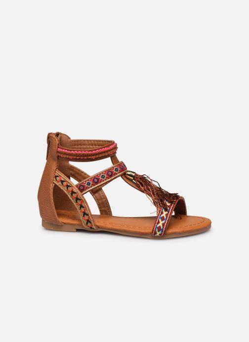 Sandali e scarpe aperte NA! Sari Marrone immagine posteriore