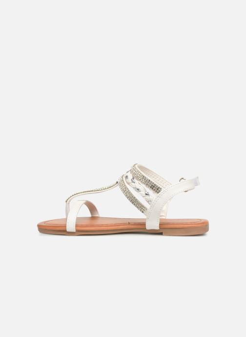 Sandals NA! Sapeur White front view