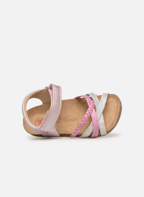 Sandals NA! Axelle Multicolor view from the left