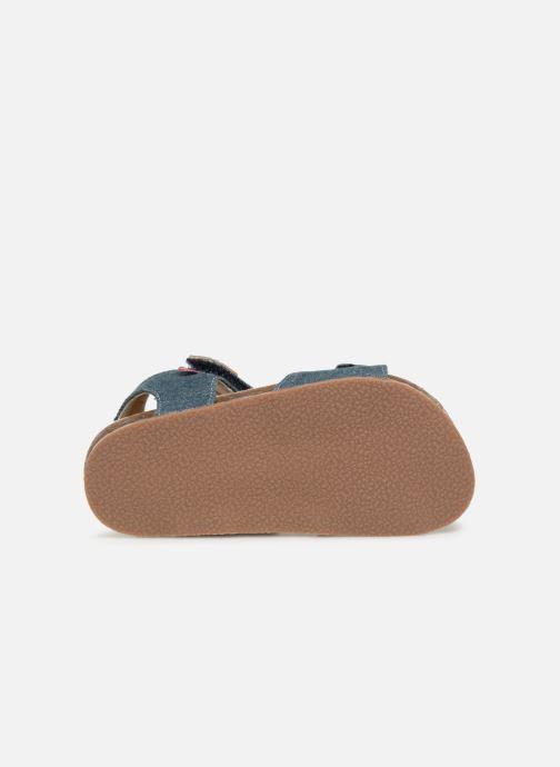Sandalen NA! Addy Blauw boven