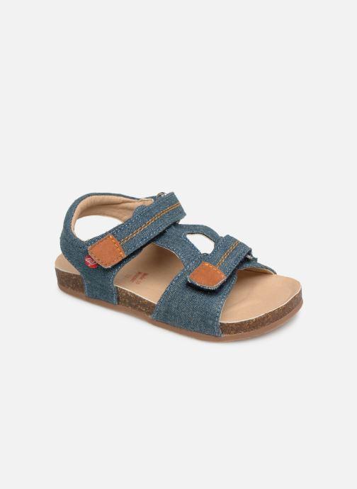 Sandalen NA! Addy Blauw detail