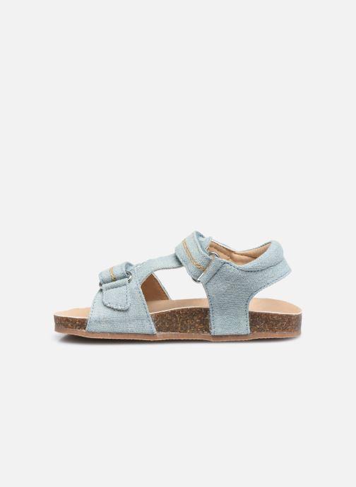 Sandalen NA! Addy blau ansicht von vorne