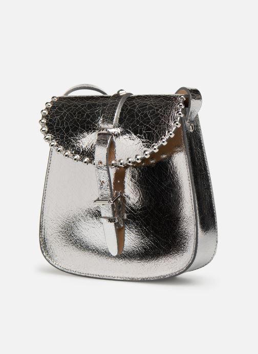 Handtassen Herbert Frère Soeur SAB'ROCK SHINY Zilver model