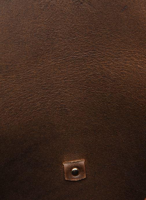 Handbags Herbert Frère Soeur GRAND SAB Brown back view