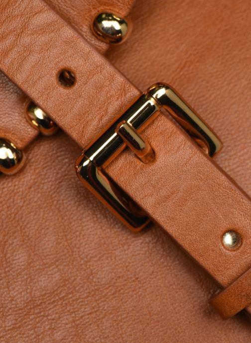 Handtaschen Herbert Frère Soeur SAB ROCK braun ansicht von links
