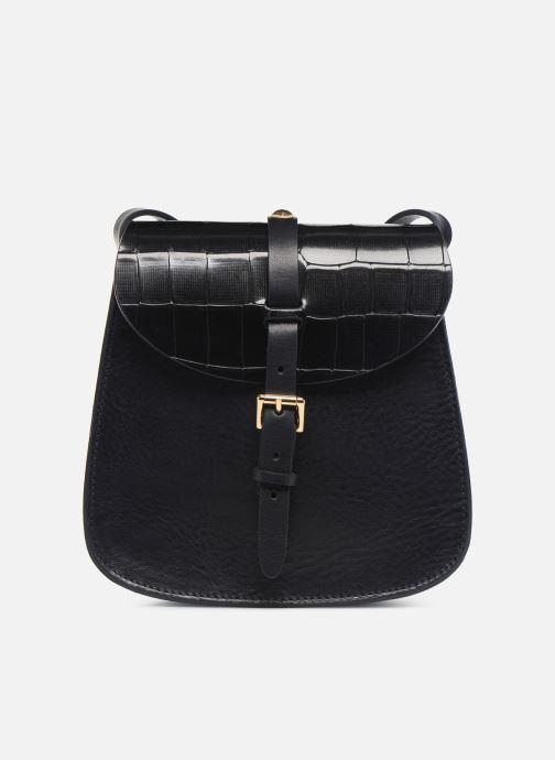 078385cf1f Handbags Herbert Frère Soeur SAB CLOWN CROCO Blue detailed view/ Pair view