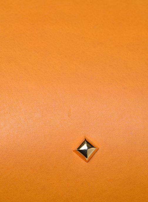 Sacs à main Herbert Frère Soeur MOUF Orange vue gauche