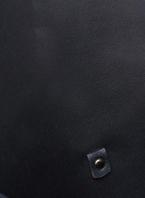 Handtassen Herbert Frère Soeur MINI LINE Blauw achterkant
