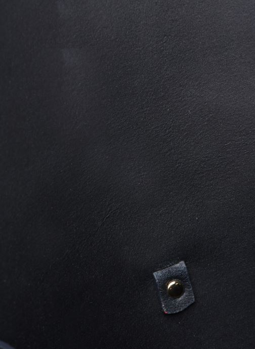Handtaschen Herbert Frère Soeur MINI LINE blau ansicht von hinten