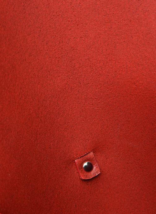 Borse Herbert Frère Soeur MINI LINE Rosso immagine posteriore