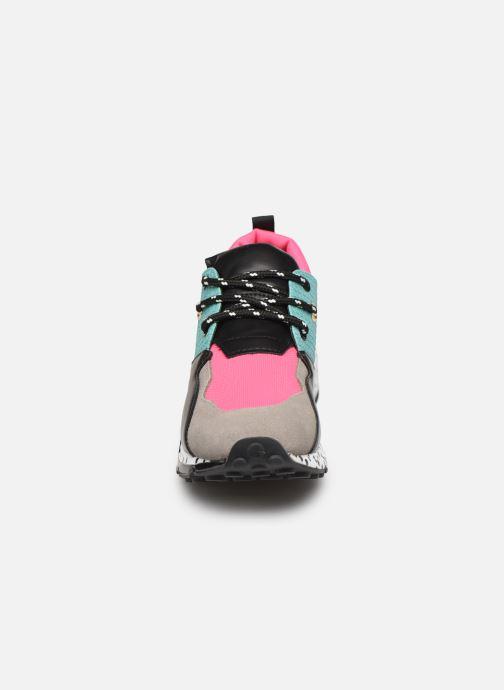 Baskets Steve Madden CLIFF Multicolore vue portées chaussures